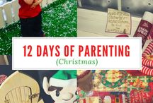 12 Days of Parenting (Christmas with Kids) / Christmas is an exciting time for Christmas and parents alike. There's presents to wrap and open, elves to play with and plenty of shopping and cooking to be done.  This board is part of the yearly #12daysofparenting (Christmas) collaboration. You can follow us on Facebook www.facebook.com/12daysofparenting or follow this board for crafts, baking, tips and plenty of fun to her you through the holidays, whether you have a baby, toddler, preschooler, child or teen!
