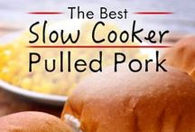 Crock Pot - My Saving Grace / Crockpot and slow cooker recipes. They save my life weekly. Ok, daily.