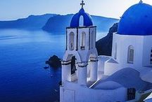 A Vacation to Greece / Ideas for our upcoming Greek Vacation