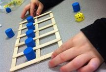 Extra Special Math / Math teaching ideas for math games, math centers, hands on math, and improving number sense.