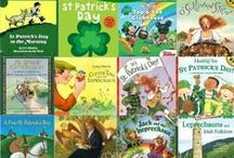 St. Patrick's Day / Fun activities, books, crafts, and lessons to help celebrate St. Patrick's Day in the classroom.