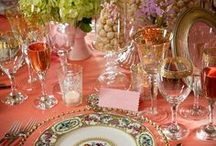 Tablescapes / by Teresa Hatfield