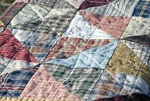 Patchwork love / Everything patchwork. I have a great love and passion for making patchwork and quilts. I stay with the basics but never stop getting amazed by the artwork a quilt can be.