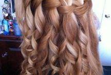 Hair / by Barbara Burril
