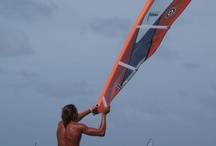 Windsurfing / Bonaire offers one of the world's premier spot to learn to windsurf. With gin clear waist deep water, on shore winds and steady trades, Lac Bay is the go to place to sail. Come hone your skills or become a freestyle rock star like the Bonaire pros! Contact Ann, a windsurf specialist at   www.bonairecaribbean.com