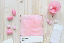 p i n k - t o n e s . / Powder pink, pastel pink, neon pink, hot pink, baby pink, soft pink, violet ...
