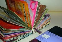 Journals I Love / Smash books, art journals, junk journals... I love them all.