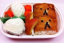 Japanese Bento & Traditional Fare  弁当、和食  / Looking for more bento fun? Visit http://NinjaBaking.com