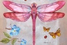 Dragonflies / by Barbara Burril