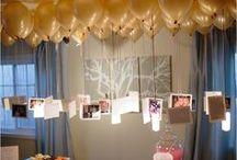 Birthday ideas / by Jennifer Waldo-Speth