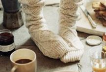 Cozy / I love everything cozy. Don't you?