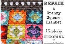 Crochet tips & tricks / Free crochet patterns and tutorials