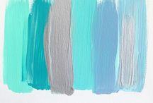 Color Palettes / Paint colors, palettes, and schemes / by Stephani Parker