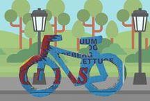 #LaBaixCicletada / Participa a la passejada popular en bicicleta el 25 de setembre