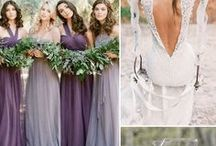 Color Stories / Your wedding style is the great way to help figure out your wedding colors! Here are some beautiful options! Find out your wedding style here https://rebekahbrooks.com/pages/wedding-style-quiz