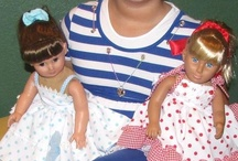 Adrienne's Attic and Dolls / All doll ideas and things / by Sue Hooge