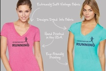 Casual Running Related Shirts / by Moms RUN This Town