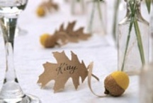 fall wedding / Inspiration for your fall wedding.  For more inspiration visit www.mylittlechickblog.com