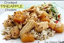Cooking - Crock Pot Recipes / by Lisa Yost