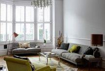 Living Room | Shutters