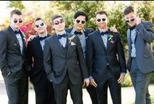 For The Groom, Groomsmen & Ring Bearer / by MON CHERI BRIDALS