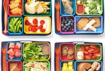 Kids Lunches / by Marcie Curtis