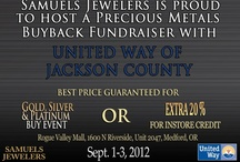 United Way Fundraiser / by Samuels Jewelers