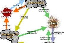 Science:  Rocks, Minerals, & Soil / by Victoria Bowman