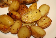 Potatoes and Rice ( the best of the best ) / by Theresa Chapek