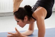 Yoga Motivation / by Sharan Rai