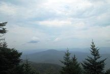 SLIDE MOUNTAIN #1 (CATSKILLS, NEW YORK) / Hiked up this mountain on 8/17/12.