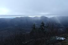 KAATERSKILL HIGH PEAK (CATSKILLS, NEW YORK) / Hiked this mountain on 11/05/12.