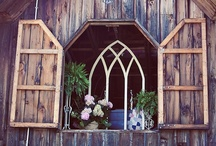 Country Wedding / Inspiration to share with my daughter for her upcoming wedding