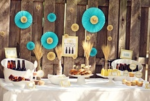 Brew / Beer Bash Ideas / by Cristy Mishkula @ Pretty My Party