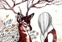 Dear Deer / by Luna Chyld