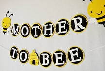 Bee Party ideas / by Cristy Mishkula @ Pretty My Party