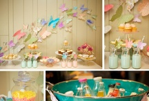 Butterfly Garden Party Ideas / by Cristy Mishkula @ Pretty My Party
