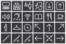 symbols/pictograms/icons / Systems of symbols