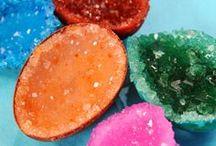School - Rocks + Minerals