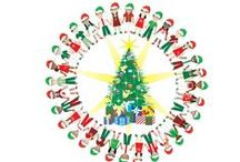 Christmas Around the World for Kids / It's fun to learn about traditions from around the globe. This board has information for kids about how people celebrate Christmas around the world.