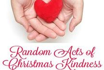 Random Acts of Christmas Kindness / Every day is a great day to practice Random Acts of Kindness (RAKs), but the holidays provide even more inspiration to practice Random Acts of Christmas Kindness. Get ready to go out and RACK the world with these ideas.