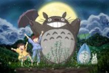 "Totoro / Who doesn't love ""My Neighbor Totoro""?? Only someone who has never seen ""My Neighbor Totoro"", or someone who has no soul. Metaphorically speaking. TOTORO!!!"