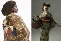 World Fashion / High fashion, everyday fashion, modern fashion, historical fashion.... / by Megan Humphrey