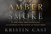 Amber Smoke / Behind-the-scenes insight into Kristin Cast's next big book—Amber Smoke: The Escaped Book 1. Kristin, her publisher, and readers will be contributing to this board. Email us at marketing@diversionbooks.com for an invite! We'll be giving away a copy of AMBER SMOKE to a contributor every month through 2015.