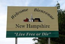 New Hampshire Bound / Peace at last! / by Patty Puopolo-McCarthy