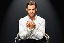 Chris Pine / I just have to have a Chris Pine board. I can't stop myself.