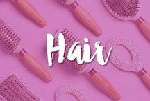 Hair / by EcoTools