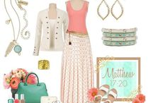 My Style- jewelry/clothing  / by Megan Augustine