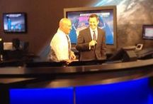 TWC Personalities / Our TWC meteorolgists out in the field and in the studio / by The Weather Channel