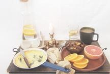 breakfast and tea / by Elisabeth B